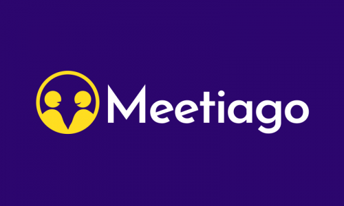 Meetiago - Professional networking startup name for sale