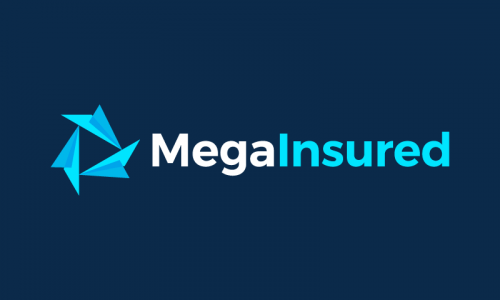 Megainsured - Insurance company name for sale