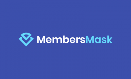 Membersmask - Health tech company name for sale