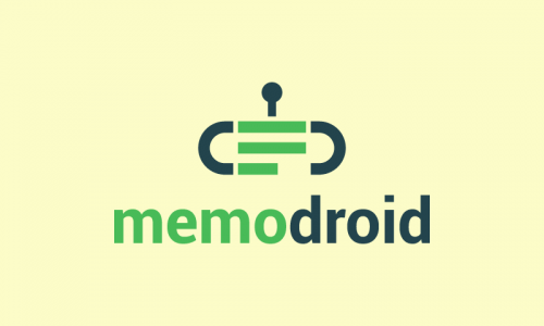 Memodroid - Software company name for sale