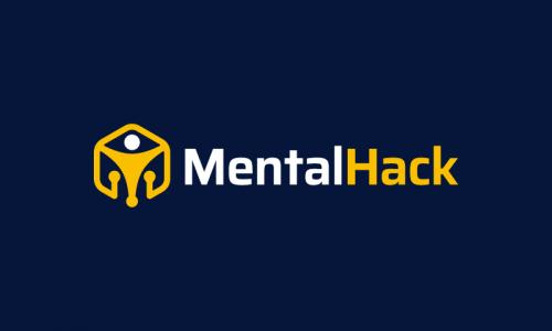 Mentalhack - Business startup name for sale