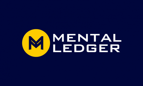 Mentalledger - Technology company name for sale