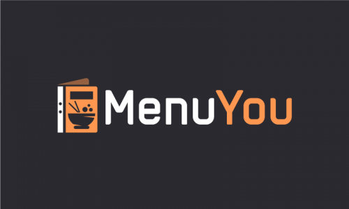 Menuyou - Food and drink product name for sale