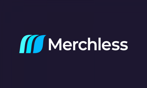 Merchless - Technology company name for sale