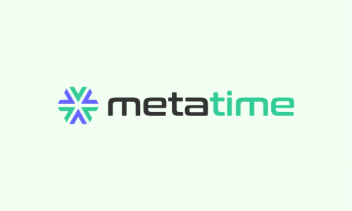 Metatime - Media startup name for sale