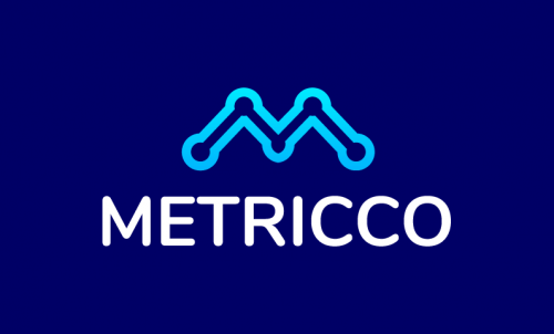 Metricco - Technology business name for sale