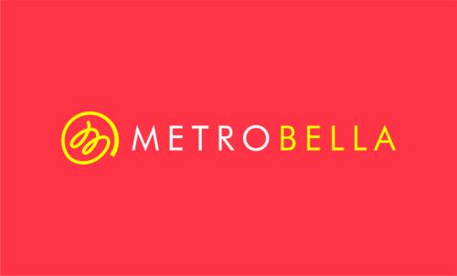 Metrobella - Wellness startup name for sale
