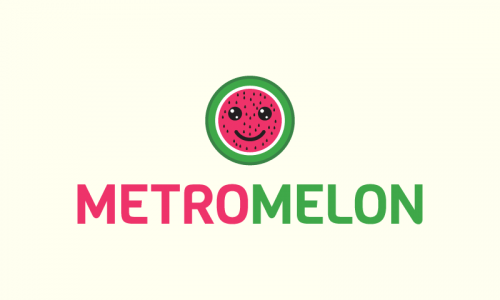 Metromelon - Music business name for sale