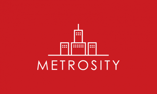 Metrosity - Business domain name for sale