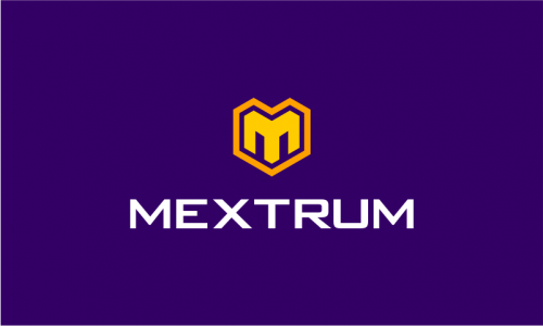 Mextrum - Social startup name for sale