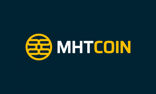 Mhtcoin - Cryptocurrency company name for sale