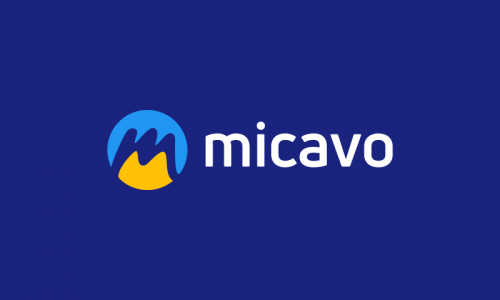 Micavo - Media brand name for sale