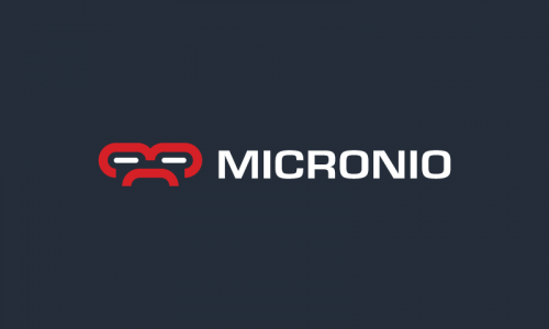 Micronio - Electronics domain name for sale