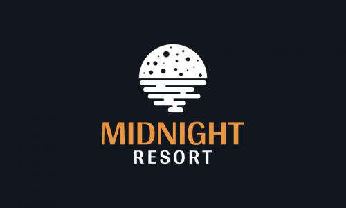 Midnightresort - Travel company name for sale