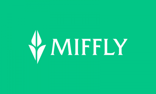 Miffly - Friendly brand name for sale