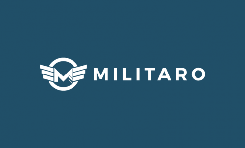 Militaro - Business startup name for sale