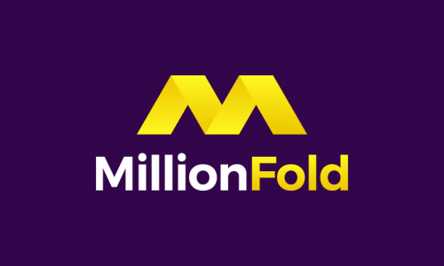 Millionfold - Technology startup name for sale