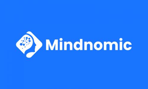 Mindnomic - E-learning brand name for sale