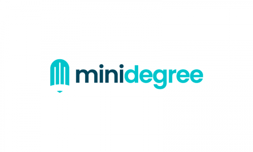Minidegree - E-learning brand name for sale