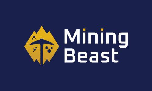 Miningbeast - Technology domain name for sale
