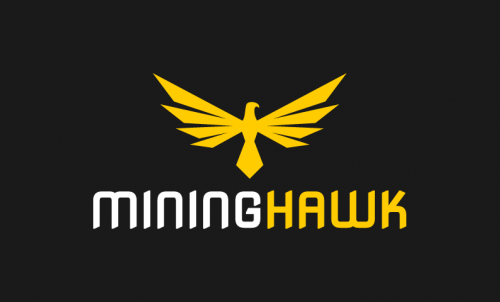 Mininghawk - Cryptocurrency product name for sale
