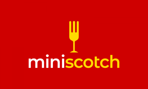 Miniscotch - Drinks brand name for sale