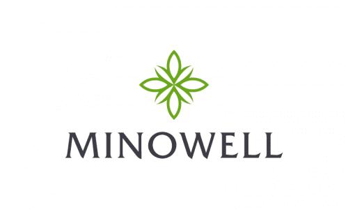Minowell - Wellness brand name for sale