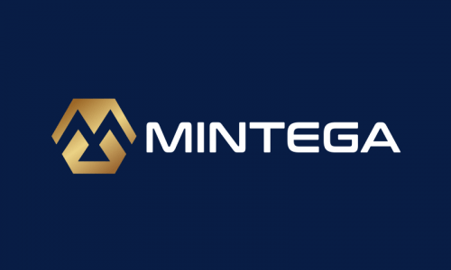 Mintega - Mining brand name for sale
