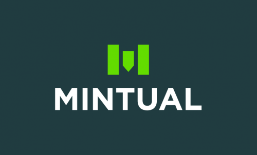 Mintual - Banking company name for sale
