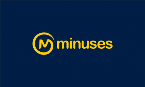 Minuses - Comparisons business name for sale
