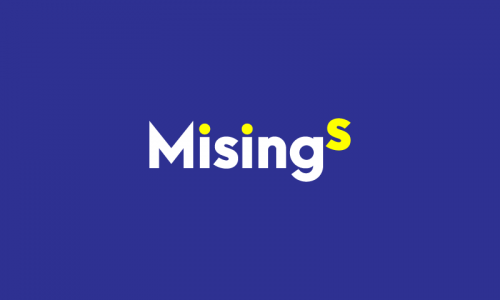 Misings - E-commerce product name for sale