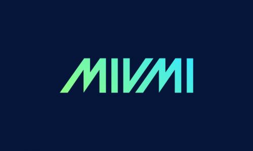 Mivmi - E-commerce business name for sale
