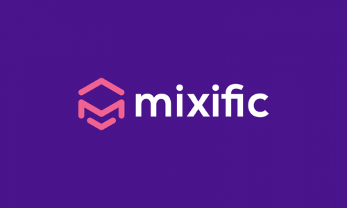 Mixific - Photography domain name for sale