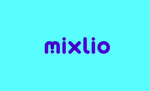 Mixlio - Potential company name for sale