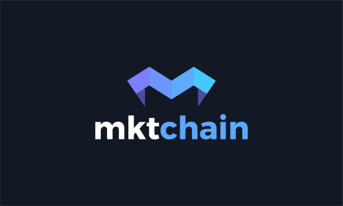 Mktchain - Cryptocurrency brand name for sale