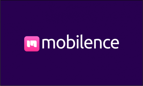 Mobilence - Mobile company name for sale
