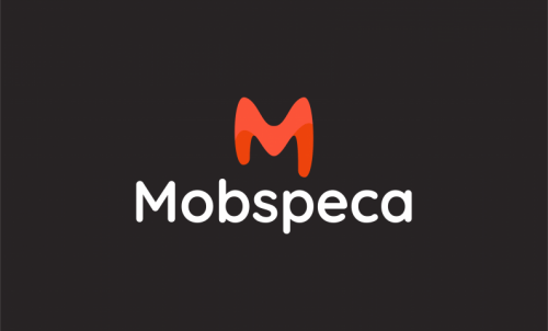 Mobspeca - Mobile startup name for sale