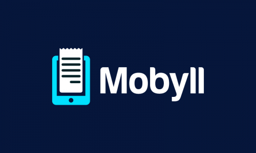 Mobyll - Mobile startup name for sale