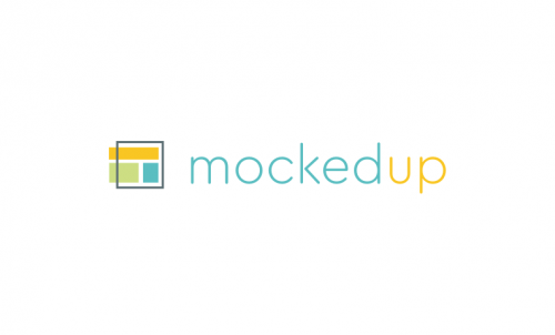 Mockedup - Media company name for sale