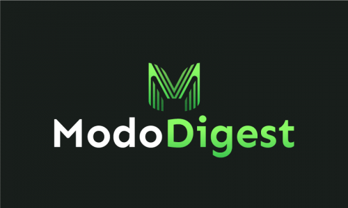 Mododigest - E-commerce domain name for sale
