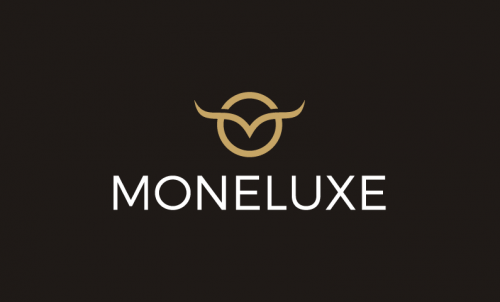 Moneluxe - Finance domain name for sale