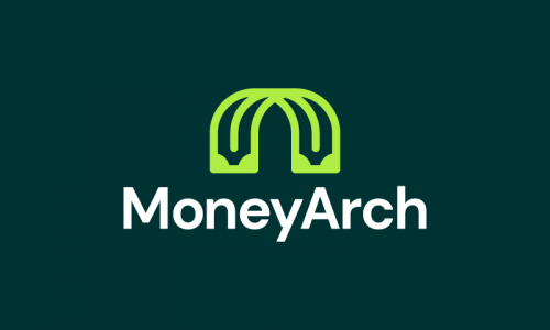 Moneyarch - Finance company name for sale