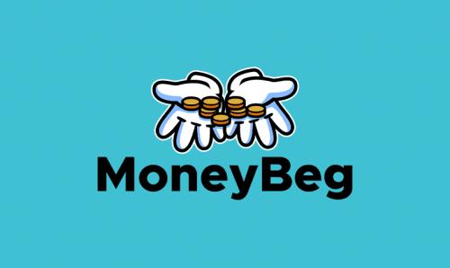 Moneybeg - Legal startup name for sale