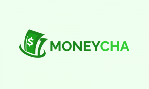 Moneycha - Cryptocurrency company name for sale