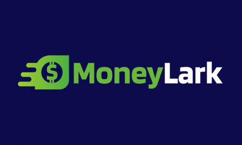 Moneylark - Finance company name for sale