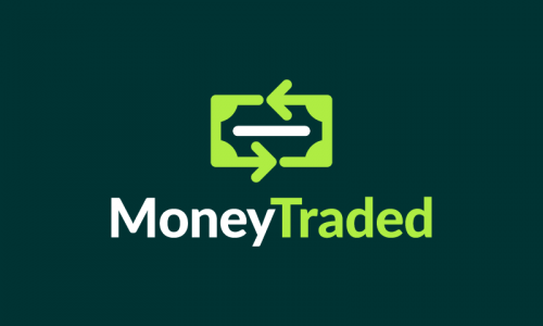 Moneytraded - Marketing brand name for sale