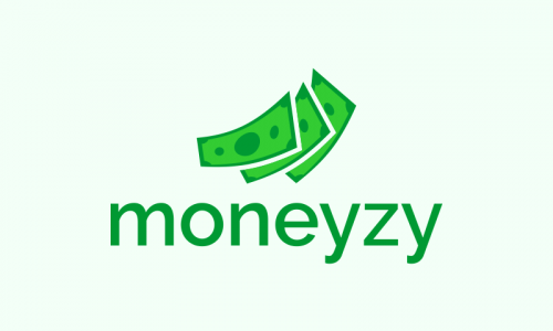 Moneyzy - Finance domain name for sale