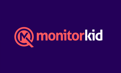 Monitorkid - Internet startup name for sale