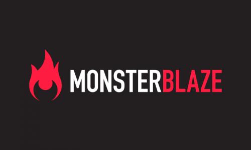 Monsterblaze - Potential domain name for sale
