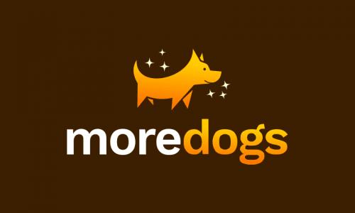 Moredogs - Pets brand name for sale